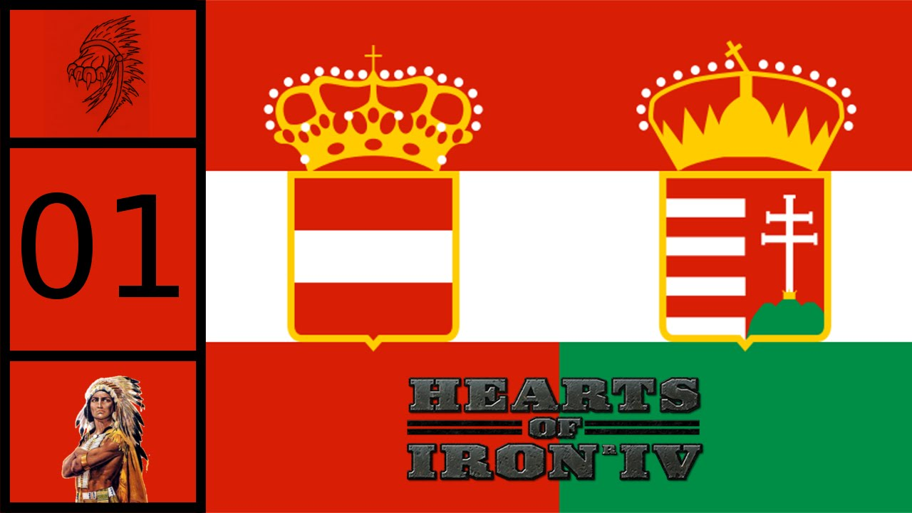 Hearts of iron 4 clipart clipart free library Recreating The Austro Hungarian Empire 1 Hearts of Iron 4 Austria clipart free library