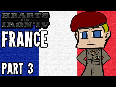 Hearts of iron 4 clipart transparent download Battlefields | 3 | Hearts of Iron 4 Vichy France - YouTube transparent download