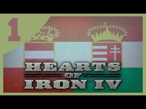 Hearts of iron 4 clipart clip library library Recreating The Austro Hungarian Empire 1 Hearts of Iron 4 Austria clip library library