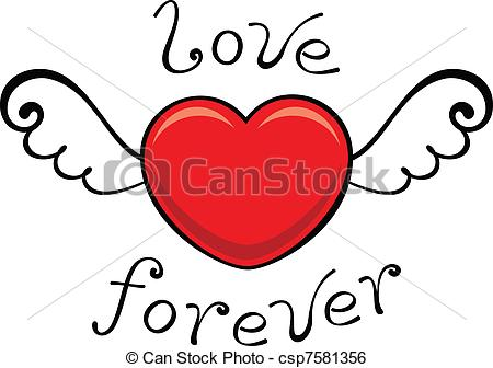 Hearts symbol forever love clipart graphic Hearts symbol forever love clipart - ClipartFest graphic