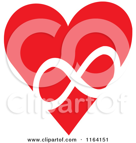 Hearts symbol forever love clipart svg freeuse download Royalty-Free (RF) Forever Love Clipart, Illustrations, Vector ... svg freeuse download