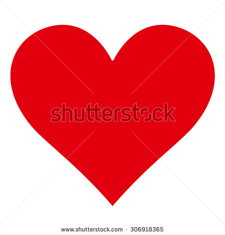 Hearts with shadow background clipart clip art freeuse library Heart Silhouette Stock Images, Royalty-Free Images & Vectors ... clip art freeuse library
