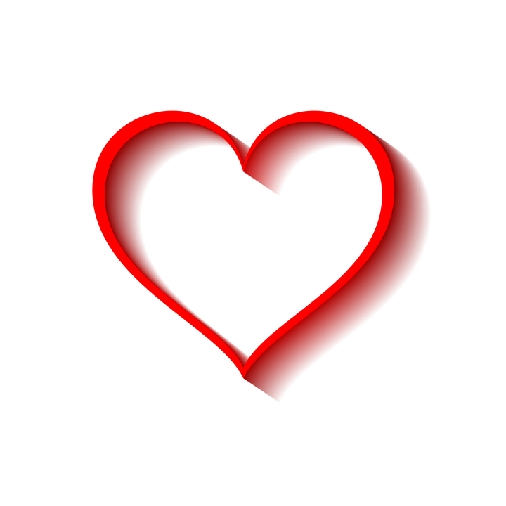 Hearts with shadow background clipart png transparent stock Heart, Backgrounds, Textures - Free images on Pixabay png transparent stock