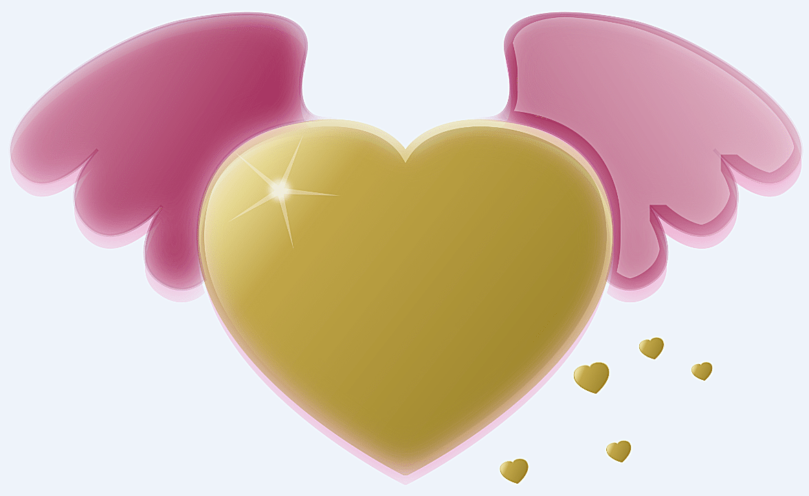 Hearts with wings and roses clipart graphic stock 3000+ Free Heart Clip Art Images and Pictures of Hearts graphic stock