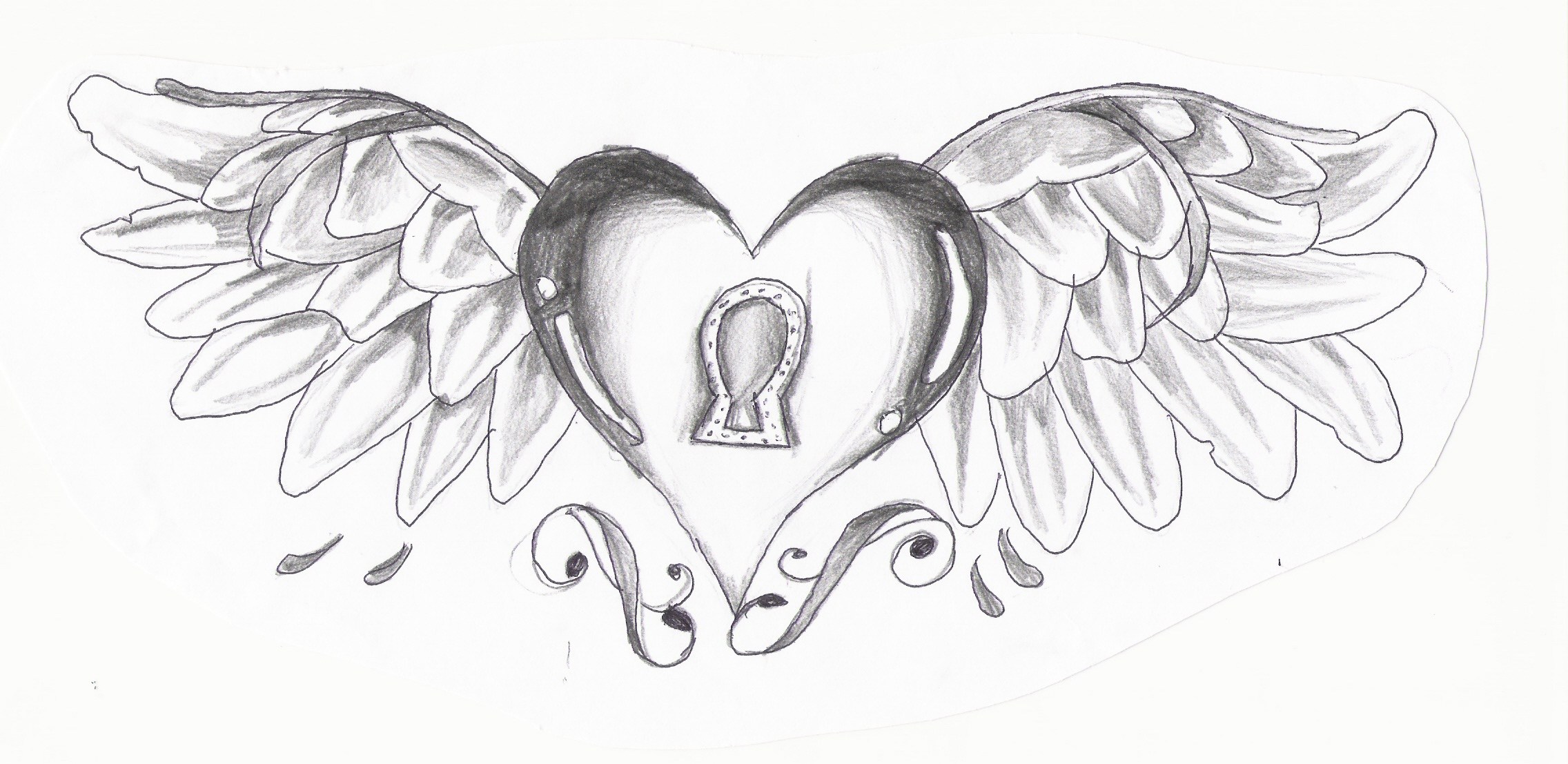Hearts with wings and roses clipart graphic free download Hearts With Wings | Free Download Clip Art | Free Clip Art | on ... graphic free download