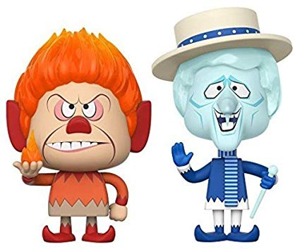 Heat miser clipart free Funko Vynl: The Year Without A Santa Claus - Heat Miser & Snow Miser  Collectible Vinyl Figure free