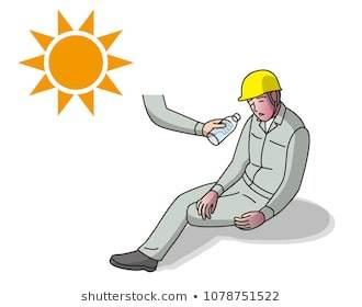 Heat stroke clipart clip royalty free Heat stroke clipart 2 » Clipart Portal clip royalty free