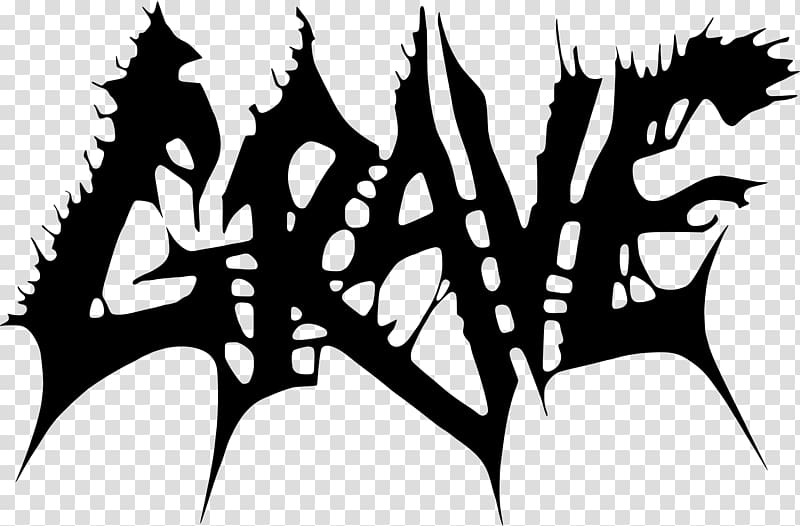 Heavy metal clipart clip black and white download Grave Death metal Heavy metal Musical ensemble, Grave ... clip black and white download
