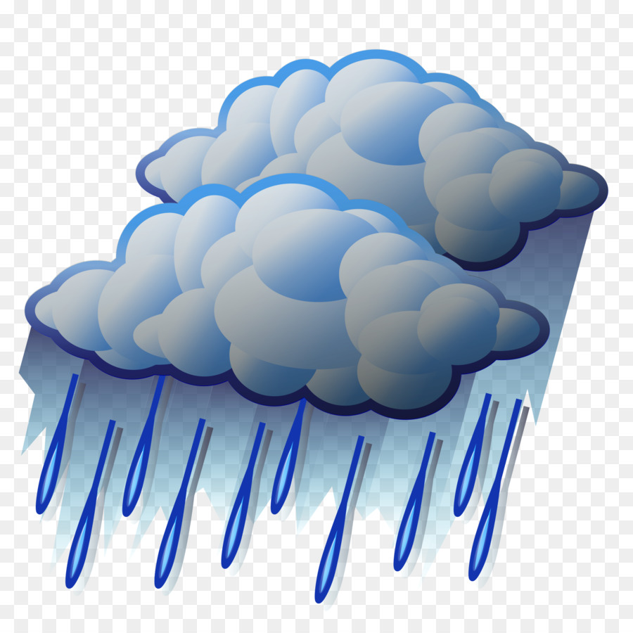Heavy rain clipart transparent Rain Cloud Clipart clipart - Rain, Cloud, transparent clip art transparent