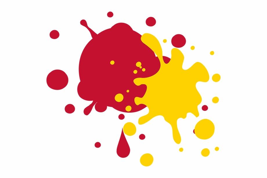 Heinz mustard clipart png Splat Transparent Yellow - Ketchup And Mustard Transparent ... png
