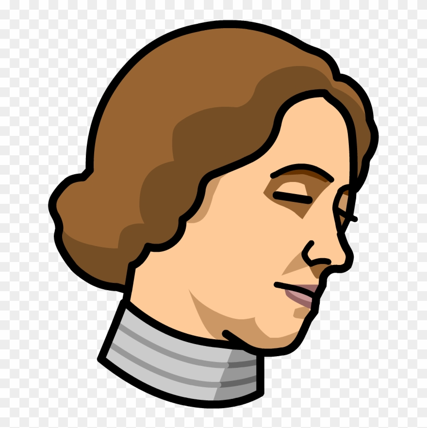 Helen keller cartoon clipart black and white image freeuse stock Easy Drawing Of Helen Keller Clipart (#393455) - PinClipart image freeuse stock