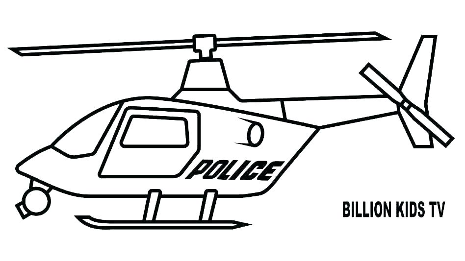 Helicopter clipart to color in clipart black and white library helicopter colouring pages – edenolur.co clipart black and white library