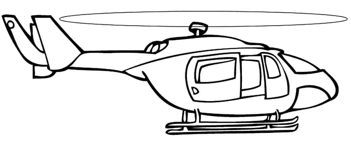 Helicopter clipart to color in jpg free Printable helicopter coloring pages 2 | Projects to Try ... jpg free