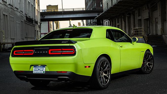Hellcat car image Winding Road | Driven: 2015 Dodge Challenger SRT Hellcat image