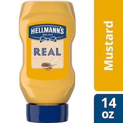 Hellmann-s logo clipart clipart Hellmann\'s® Squeeze Bottle Mustard 14 ounces, pack of 12 ... clipart