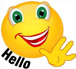 Hello clipart images svg stock Free Hello Clipart svg stock