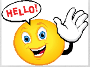 Hello clipart images png Clipart Saying Hello | Free Images at Clker.com - vector ... png
