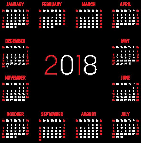 Hello december snowflake clipart clip art library 2018 Calendar Transparent PNG Image | 2018 Calendar | Pinterest clip art library