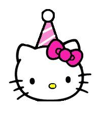 Hello kitty 1st birthday clipart png royalty free library Free Hello kitty Clip-art Pictures and Images | hello kitty bday ... png royalty free library