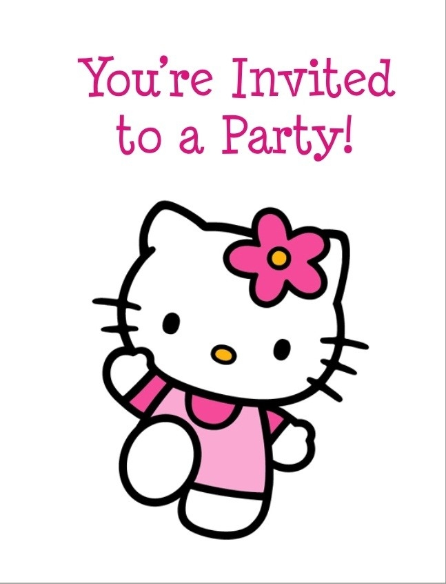 Hello kitty 1st birthday clipart png transparent library Hello Kitty 1st Birthday Clipart - clipartsgram.com png transparent library