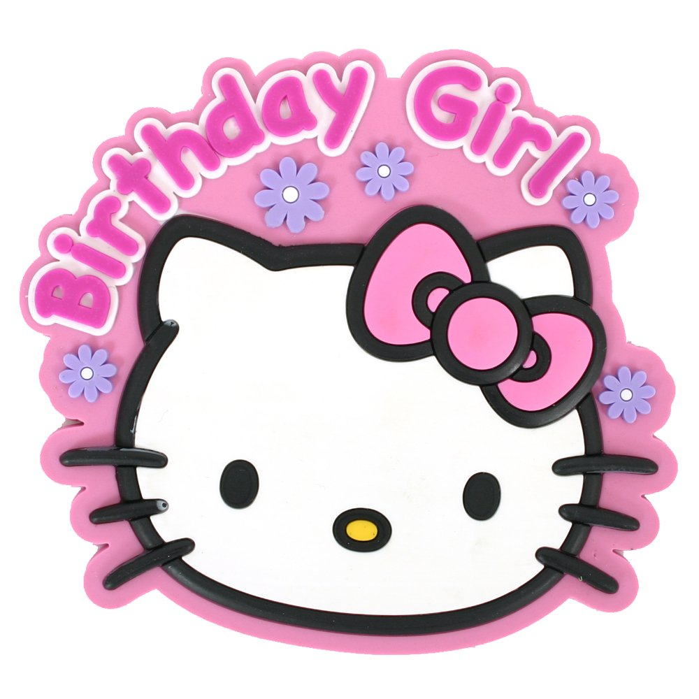 Hello kitty 1st birthday clipart png Images Hello Kitty Birthday - ClipArt Best png