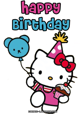 Hello kitty 1st birthday clipart banner library Hello kitty 1st birthday clipart - ClipartFest banner library