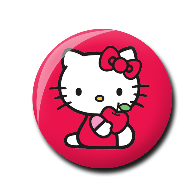 Hello kitty baseball clipart free stock Hello Kitty: Buttons, Labels and Toppers. | Oh My Fiesta! in english free stock