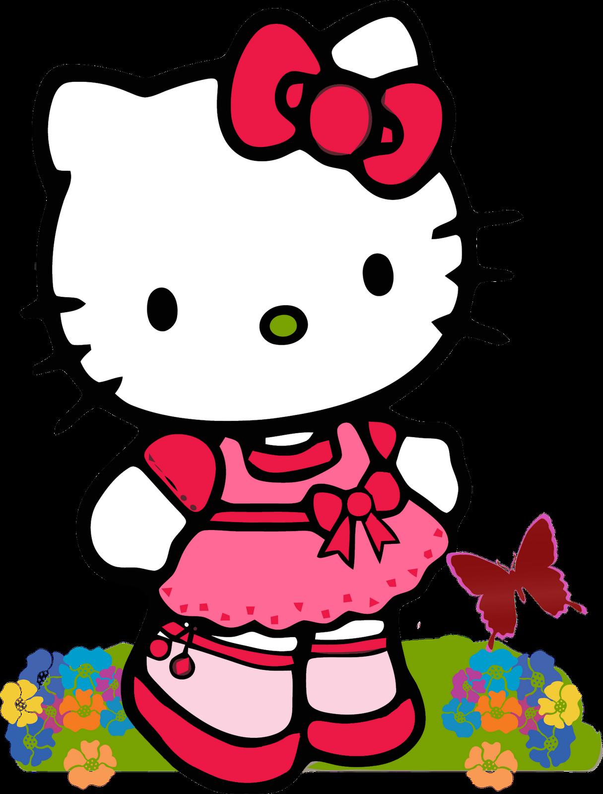 Hello kitty christmas clipart graphic transparent library Hello Kitty http://saqibsomal.com/2015/07/06/hello-kitty-sanrio ... graphic transparent library