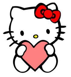 Hello kitty clipart jpg jpg royalty free download Free Hello kitty vectors | Free Vectors | Pinterest | Graphics ... jpg royalty free download