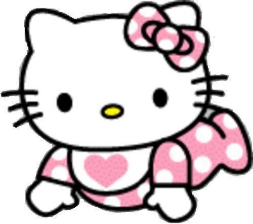Hello kitty clipart jpg graphic black and white download Free Hello Kitty Clipart Best Cartoon Clip Art ⋆ ClipartView.com graphic black and white download