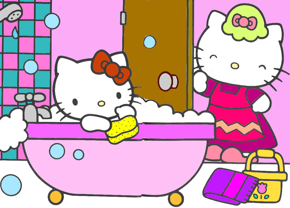 Hello kitty clipart jpg picture stock Clip Art - Clip art hello kitty 721311 picture stock