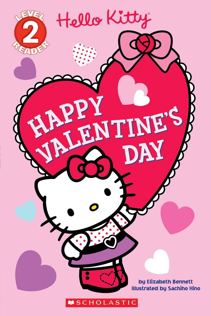 Hello kitty valentine clipart vector free stock Happy Valentine\'s Day (Hello Kitty): Elizabeth Bennett ... vector free stock