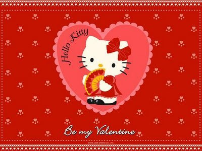 Hello kitty valentine clipart image transparent stock hello kitty valentines day - LEGIMIN SASTRO image transparent stock