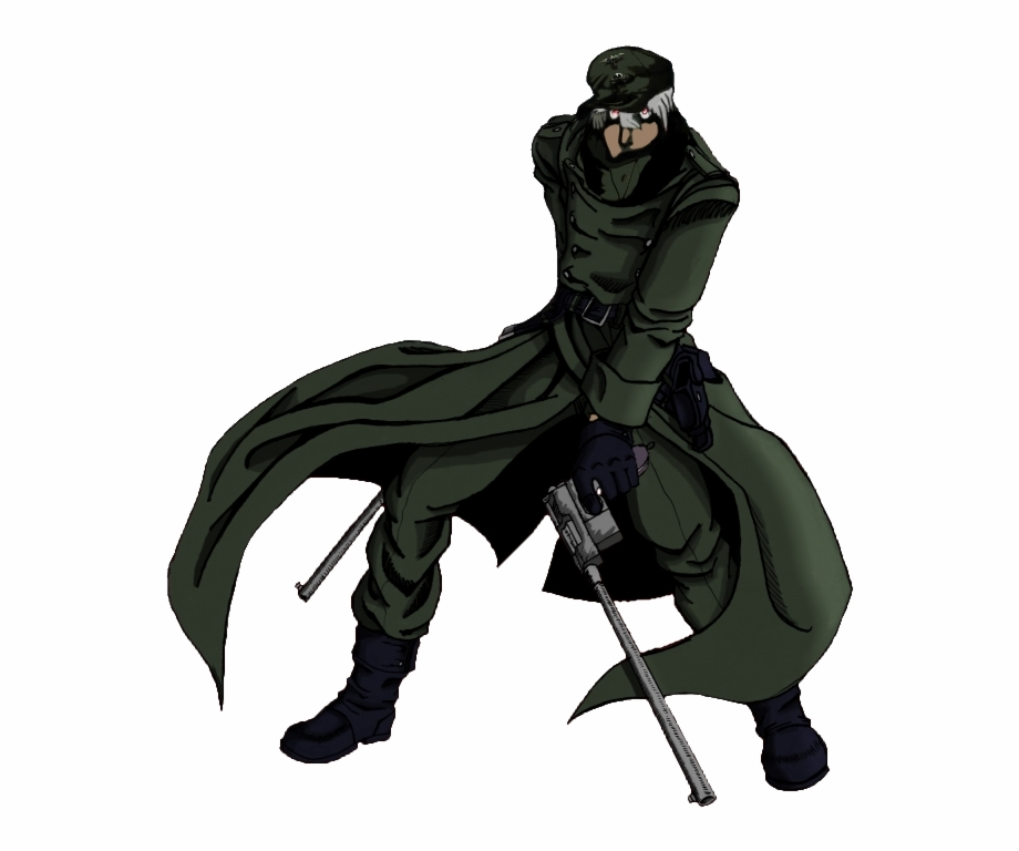 Hellsing ultimate clipart image free Image Result For Hellsing Ultimate The Captain - Hellsing ... image free