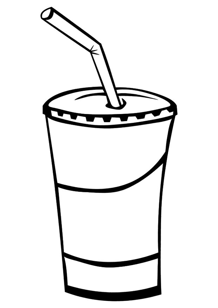 Help with drinks clipart black and white picture freeuse library Free Drink Clipart Black And White, Download Free Clip Art ... picture freeuse library