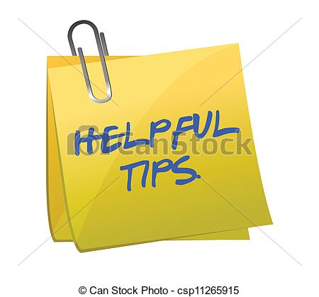 Helpful tips clipart clip freeuse stock helpful tips post it | Clipart Panda - Free Clipart Images clip freeuse stock