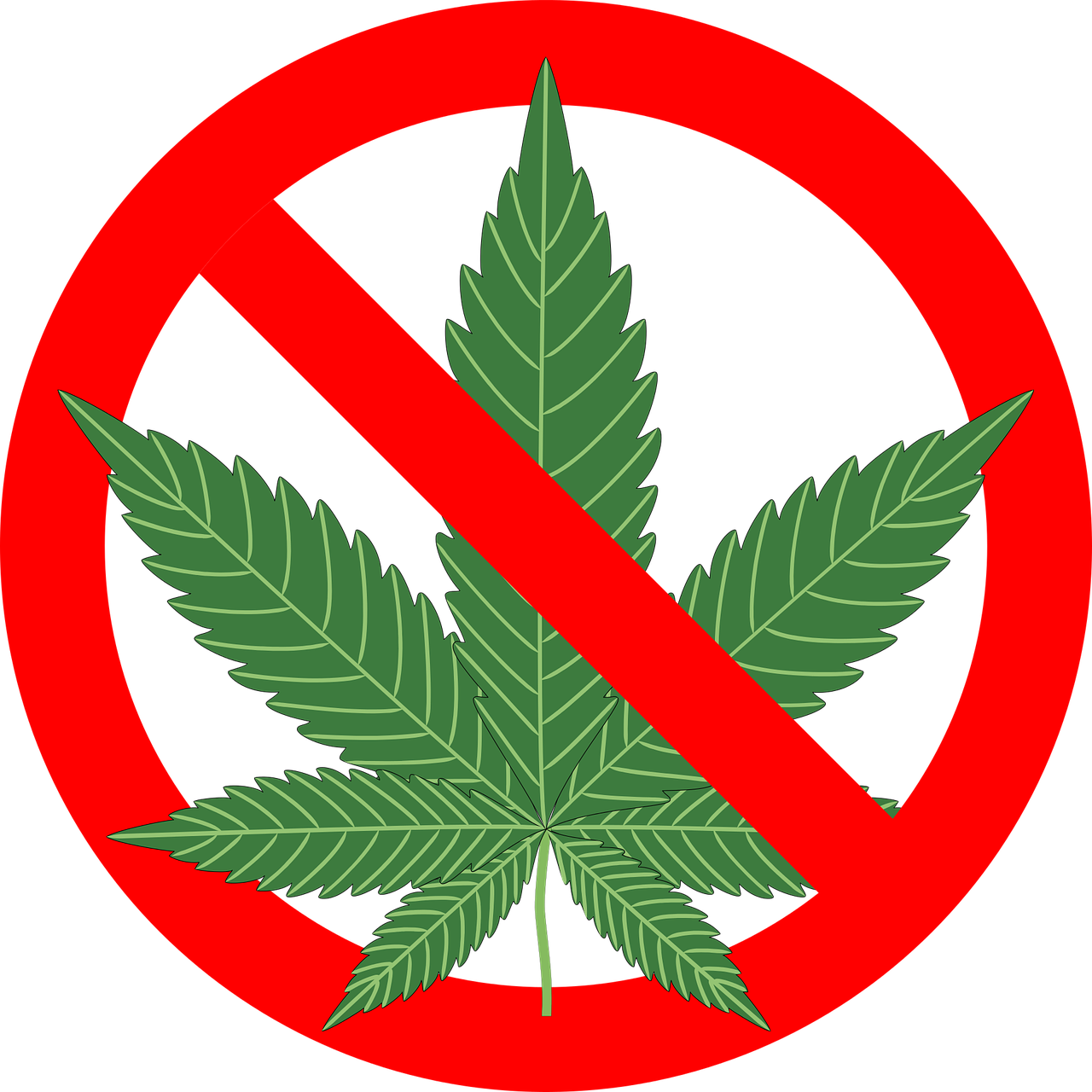 Weed flower clipart svg free library no_marijuana.png - The Rocky Mountain Collegian svg free library