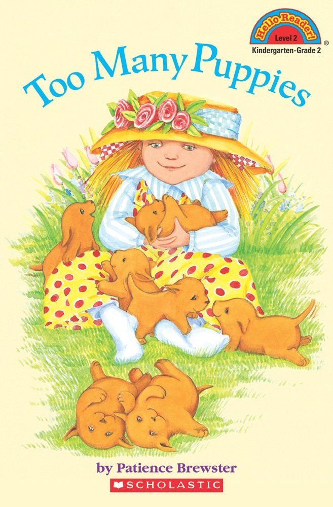 Henry and mudge in the sparkle days clipart image free download Too Many Puppies (level 2) (Hello Reader) - Patience Brewster ... image free download