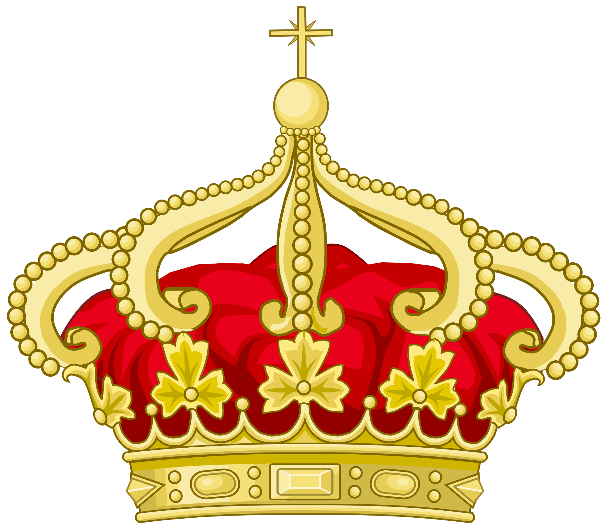 Heraldry crown clipart vector clipart download Royal Crown Picture#3862929 - Shop of Clipart Library clipart download