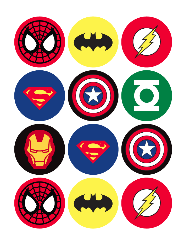 Logos superheroes clipart clip library Free Superhero Printables, Download Free Clip Art, Free Clip Art on ... clip library