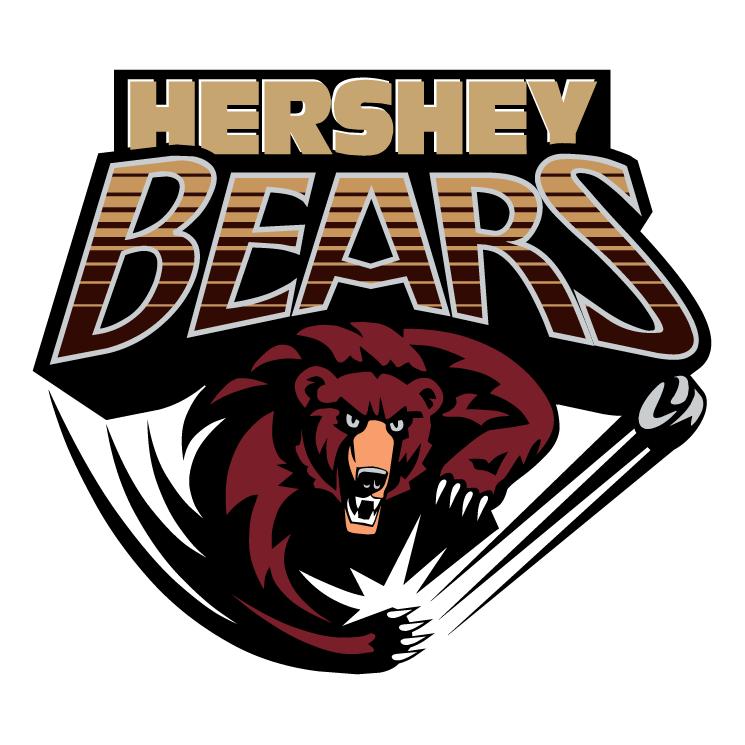 Hershey bears clipart