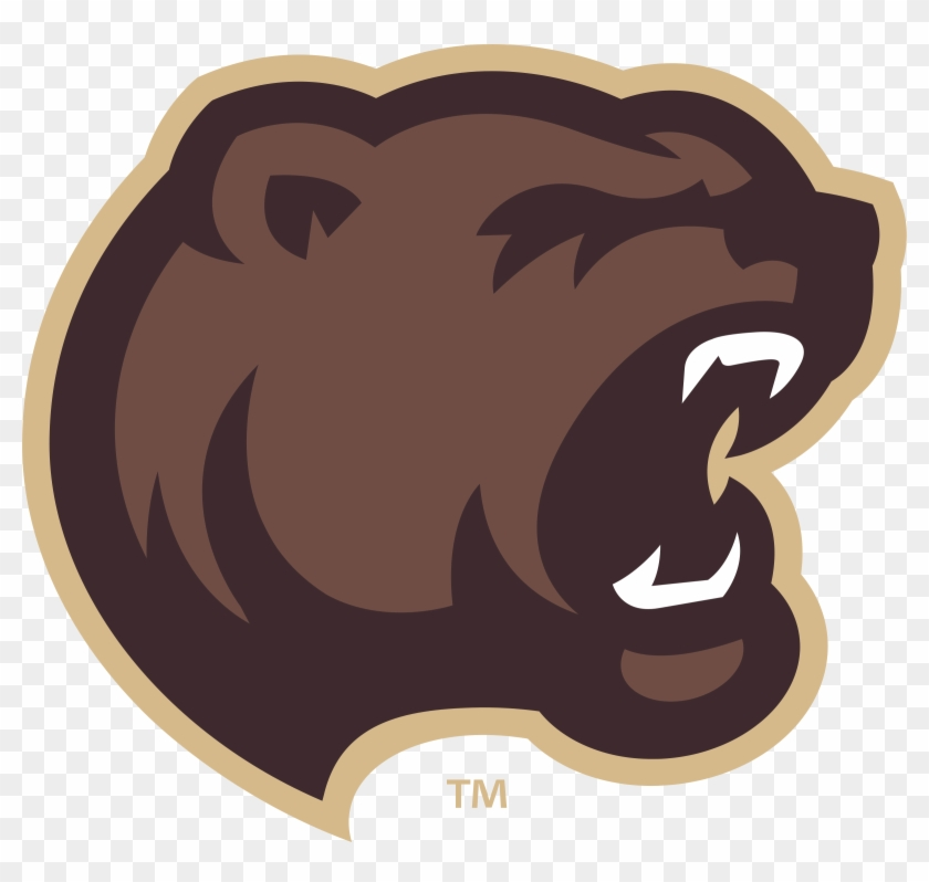 Hershey bears clipart banner royalty free stock Hershey Bears Logo Png Transparent - Hershey Bears Head Logo, Png ... banner royalty free stock