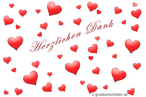 Herzlichen dank clipart clip art black and white library Kostenlose Danke Bilder, Gifs, Grafiken, Cliparts, Anigifs, Images ... clip art black and white library