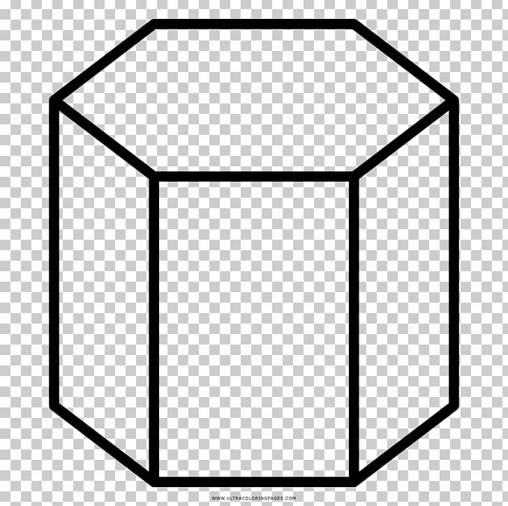 Hexagonal prism clipart vector black and white library Hexagonal Prism Pentagonal Prism Triangular Prism PNG, Clipart ... vector black and white library