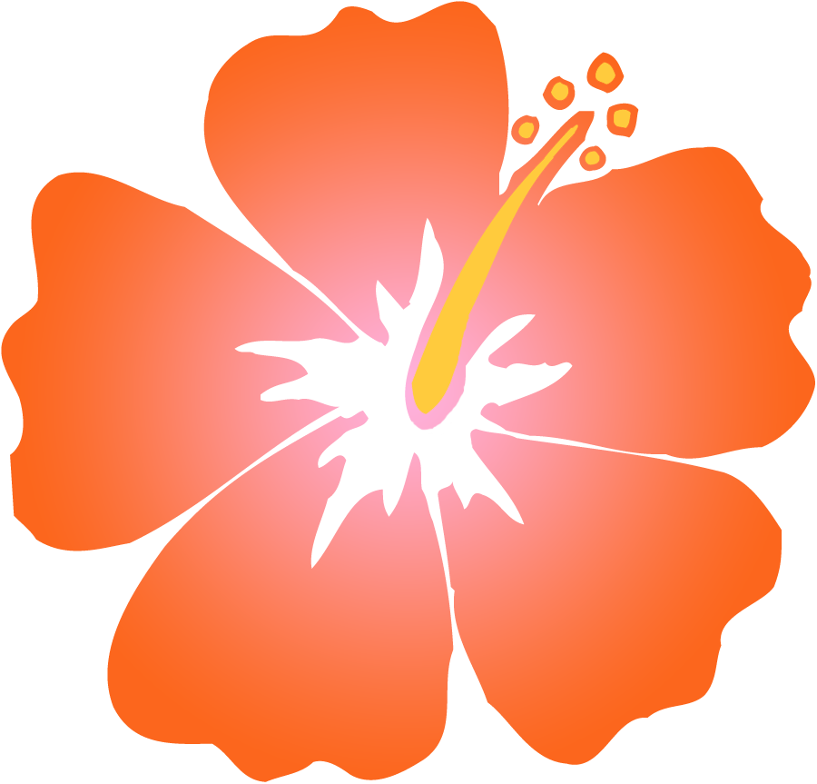Yellow hibiscus flower clipart picture transparent 28+ Collection of Orange Hibiscus Clipart | High quality, free ... picture transparent