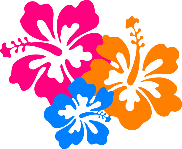 Hibiscus flowers vector art free banner black and white stock Hibiscus Flower Cartoon | Free Download Clip Art | Free Clip Art ... banner black and white stock