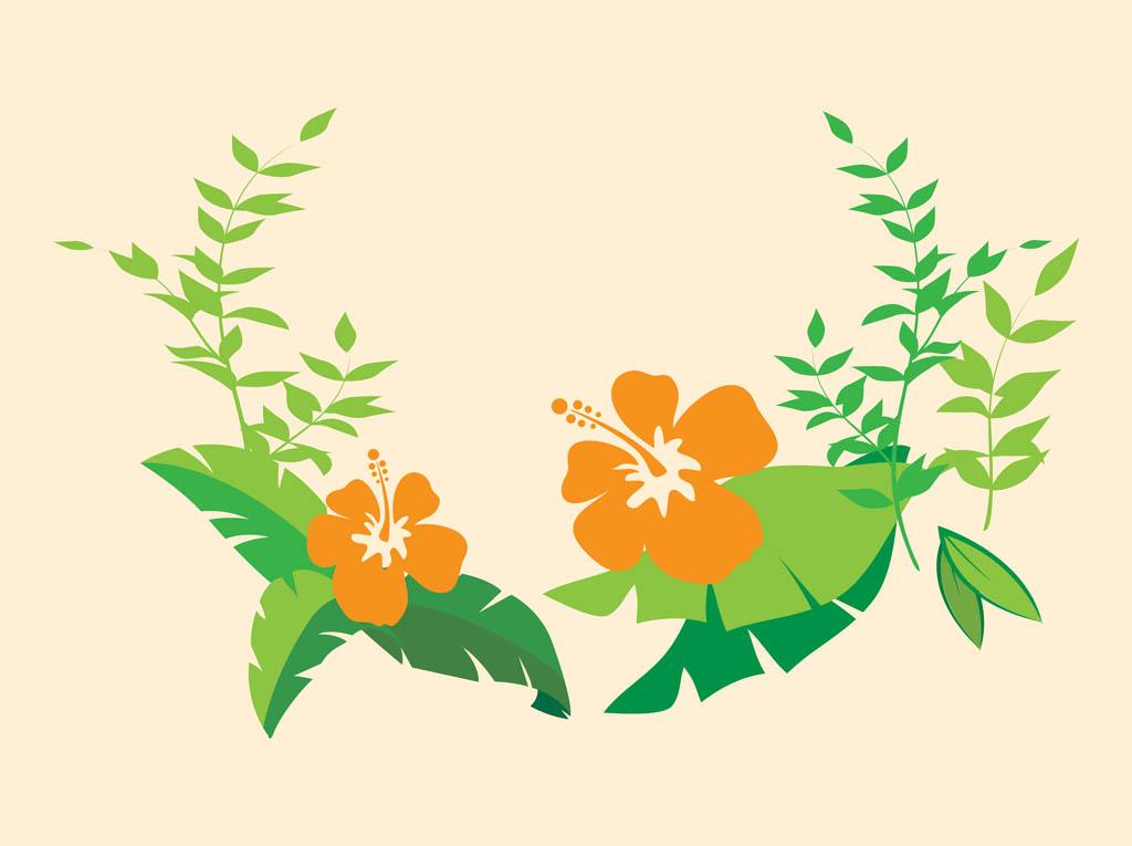 Hibiscus flowers vector art free transparent download Hibiscus Flowers Vector Art & Graphics | freevector.com transparent download