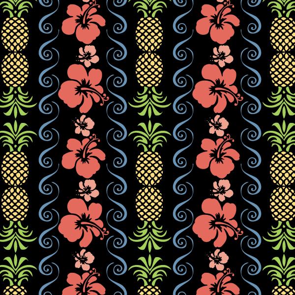 Hibiscus flowers vector art free graphic freeuse download Hibiscus Flowers Vector Art Free | 123Freevectors graphic freeuse download