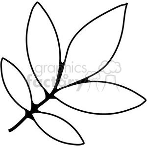 Hickory clipart freeuse Shagbar Hickory Leaf clipart. Royalty-free clipart # 387478 freeuse