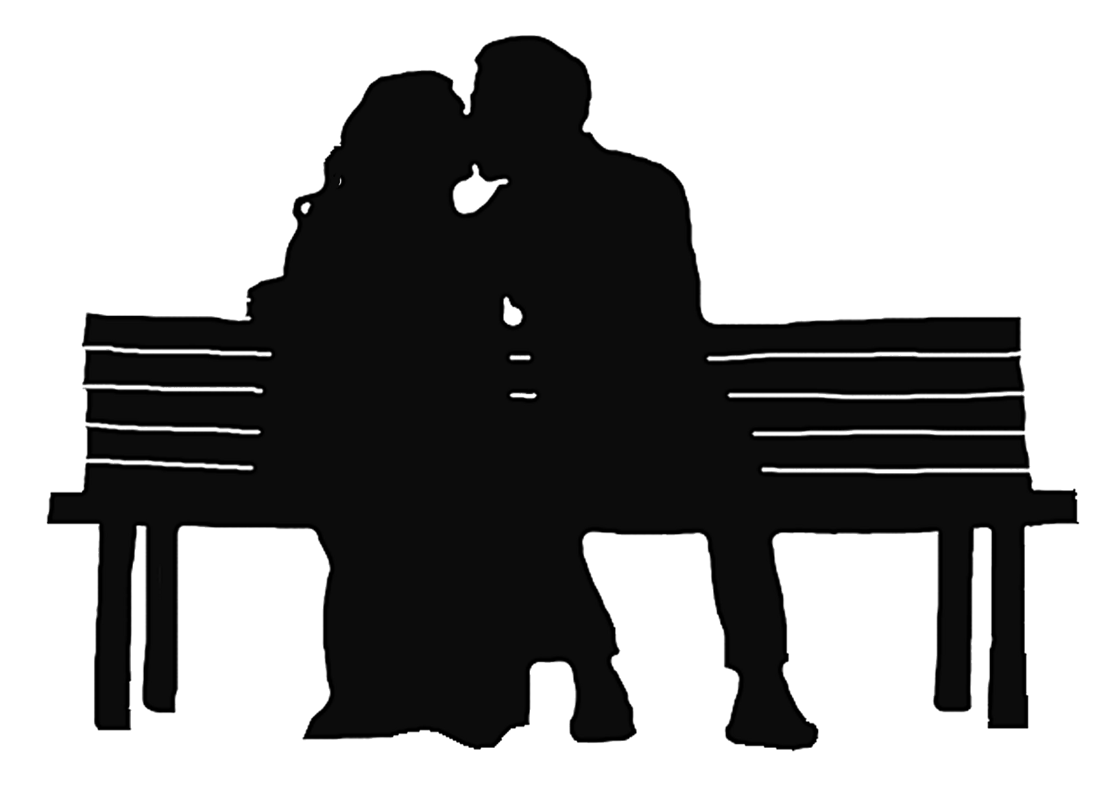 Hickory tree clipart graphic download Similiar Silhouette Sitting On Bench Cartoon Keywords | clip art ... graphic download